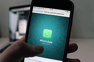 Реклама в Whats App